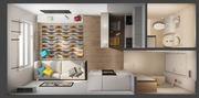 Проектирование обстановки в смарт-квартире.